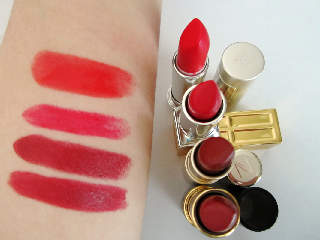 Revlon Legacy Super Lustrous Lipstick Fifth Ave Red Review